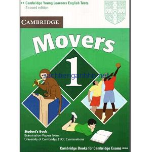 Cambridge YLE Tests Movers 1 Student Book pdf ebook audio cd