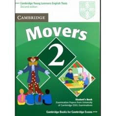 Cambridge YLE Tests Movers 2 Student Book