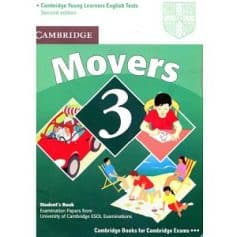 Cambridge YLE Tests Movers 3 Student Book