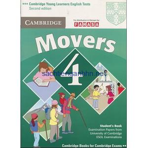 Cambridge YLE Tests Movers 4 Student Book