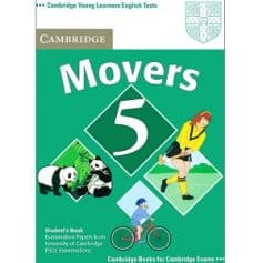 Cambridge YLE Tests Movers 5 Student Book