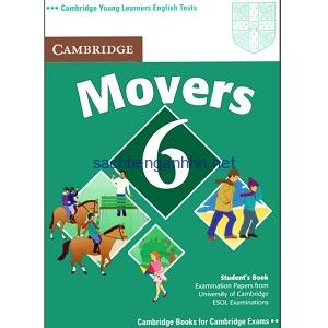 Cambridge YLE Tests Movers 6 Student Book