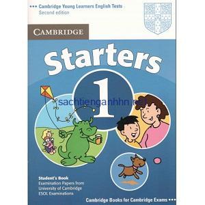 Cambridge Starters 1 Student Book