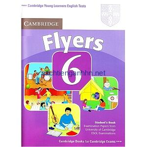 Cambridge YLE Tests Flyers 6 Student Book