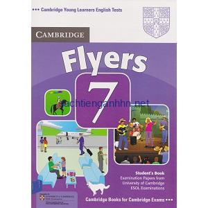 Cambridge YLE Tests Flyers 7 Student Book