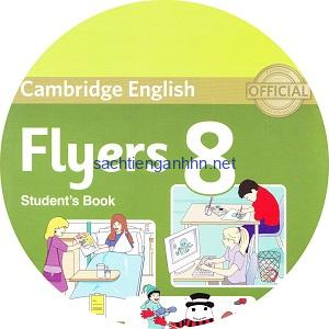 Cambridge YLE Tests Flyers 8 CD Audio