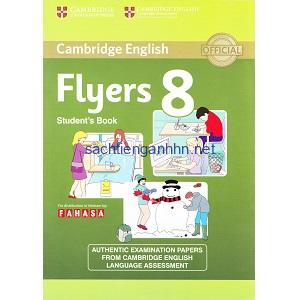 Cambridge English Flyers Word List Picture Book pdf ebook audio cd