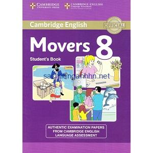 Cambridge YLE Tests Movers 8 Student Book