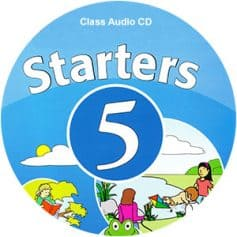 Cambridge YLE Tests Starters 5 CD Audio