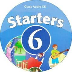 Cambridge YLE Tests Starters 6 CD Audio