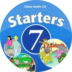 Cambridge YLE Tests Starters 7 CD Audio