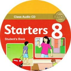 Cambridge YLE Tests Starters 8 CD Audio