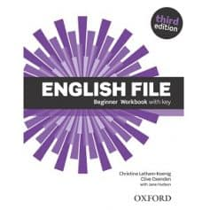 English File Beginner Workbook 3rd Edition