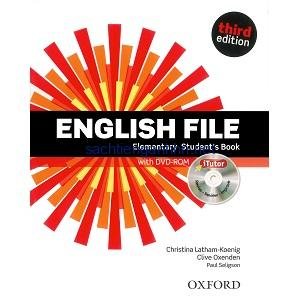 English File Elementary Student's Book 3rd Edition