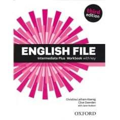 English File Intermediate Plus Workbook 3rd Edition