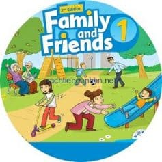 Family and Friends 1 2nd Edition Class Audio CD