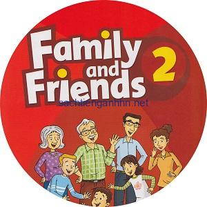 Family and Friends 2 Class Audio CD3