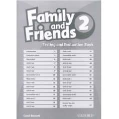 Family and Friends 2 Testing and Evaluation Book