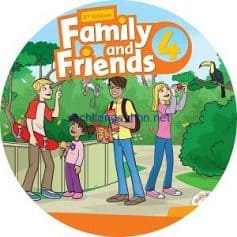 Family and Friends 4 2nd Edition Class Audio CD1