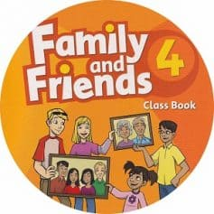 Family and Friends 4 Class Audio CD2