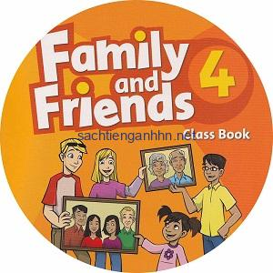 Family and Friends 4 Class Audio CD3