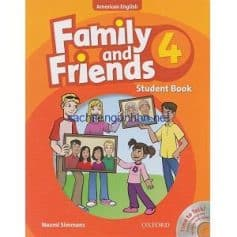 Family and Friends 4 Student Book American English