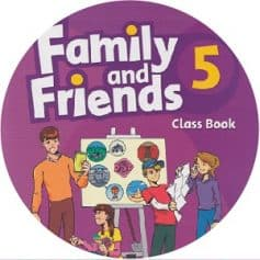 Family and Friends 5 Class Audio CD1