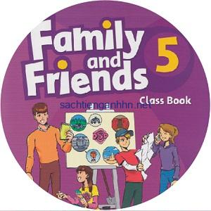 Family and Friends 5 Audio Class CD1