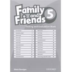 Family and Friends 5 Testing and Evaluation Book