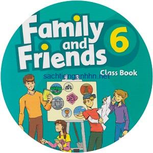 Family and Friends 6 Class Audio CD2