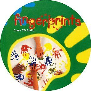 Fingerprints 1 Class Audio CD