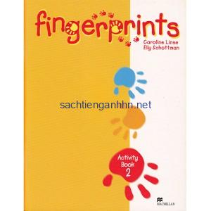 Fingerprints 2 Activity Book