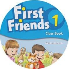 First Friends 1 Class Audio CD