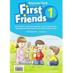 First Friends 1 Flashcards