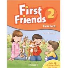 First Friends 2 Class Book