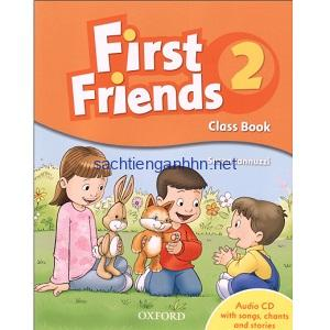 First Friends 2 Class Book pdf ebook class audio cd download