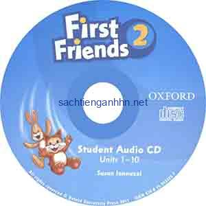 First Friends 2 Student Audio CD American English