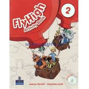 Fly High 2 Activity Book