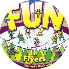 Fun for Flyers Student's Book 2nd Edition Audio CD 1