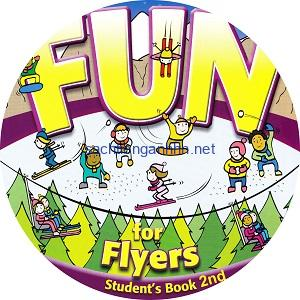 Fun for Flyers Student's Book 2nd Edition Audio CD 2