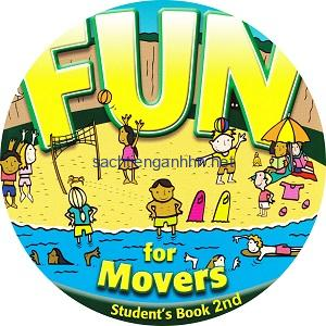 Fun for Movers Student's Book 2nd Edition Audio CD 2