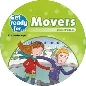 Get Ready for Movers Audio CD2