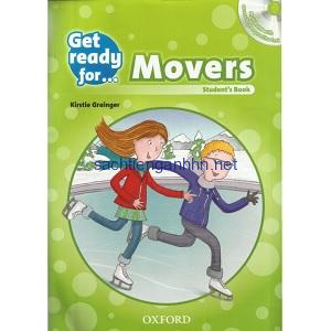 Fun for movers student's book with online activities with audio.