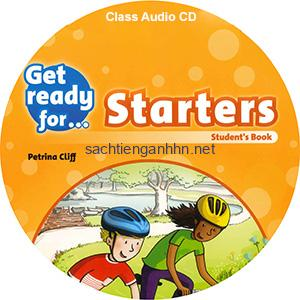 Get Ready for Starters Audio CD2