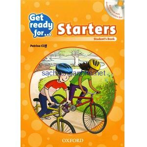 Get ready for Starters Student Book