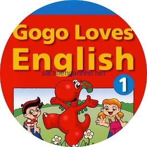 Gogo Loves English 1 Student's Book Class Audio CD