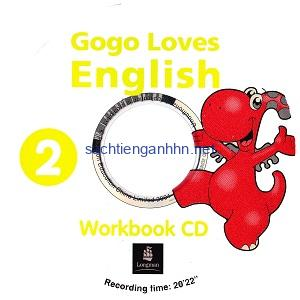 Gogo Loves English 2 Workbook Audio CD