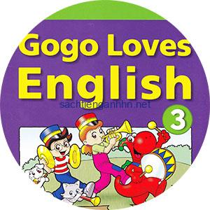 Gogo Loves English 3 Student's Book Class Audio CD