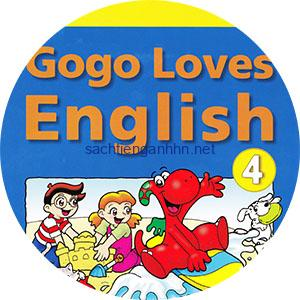 Gogo Loves English 4 Student's Book Class Audio CD