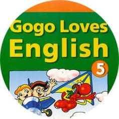 Gogo Loves English 5 Student's Book Class Audio CD
